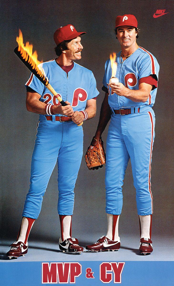 Steve Carlton & Mike Schmidt
