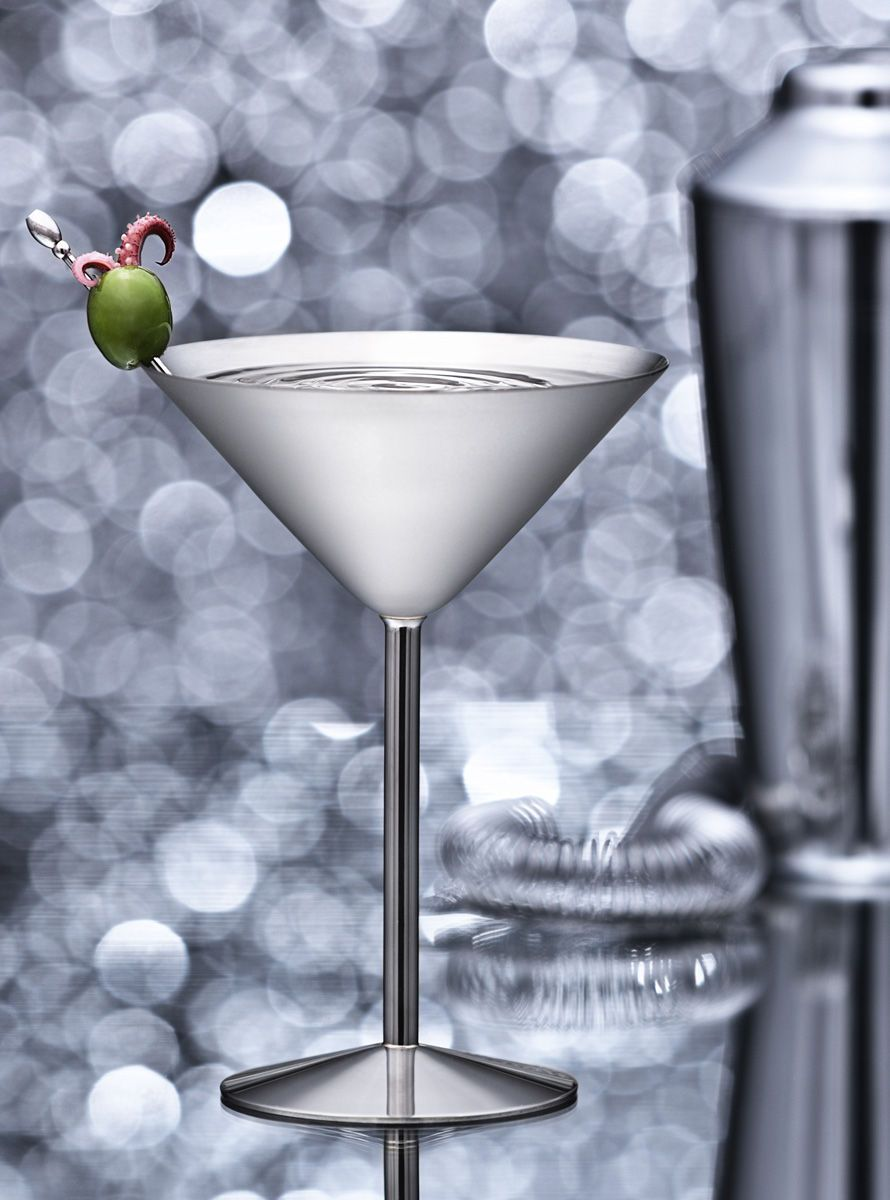 Silver Martini