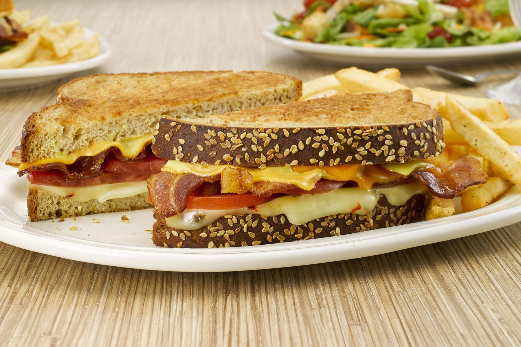 4 Cheese Sandwich
