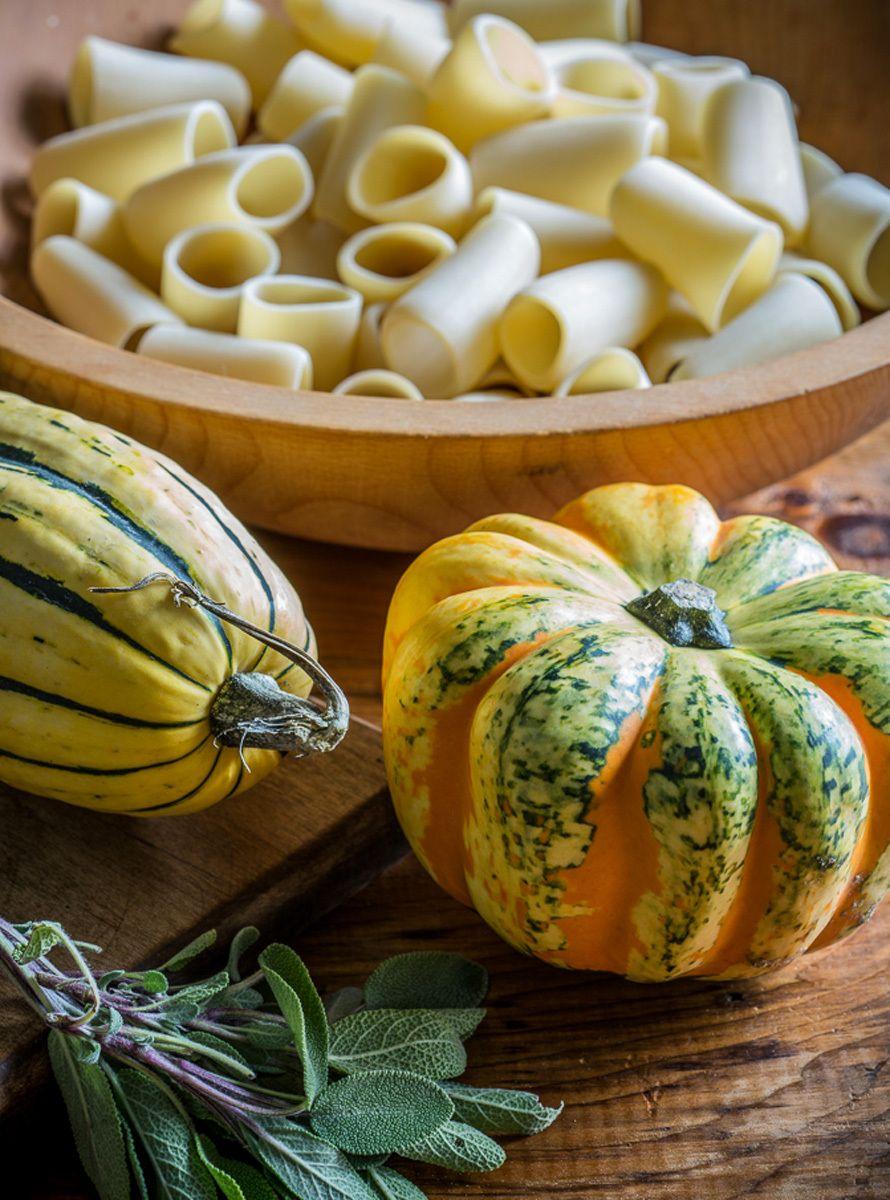 Squash & Pasta