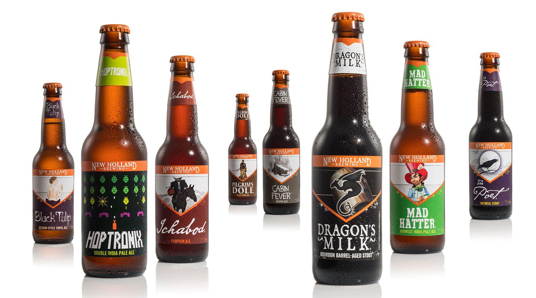 New Holland Brewery bottles.jpg