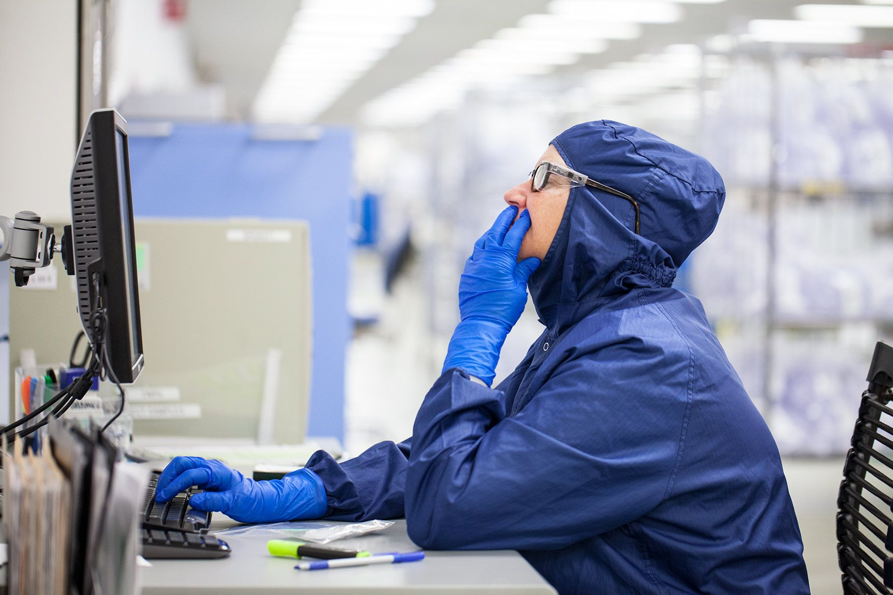 Portrait of a woman working in a high tech medical manufacturing facility.jpg