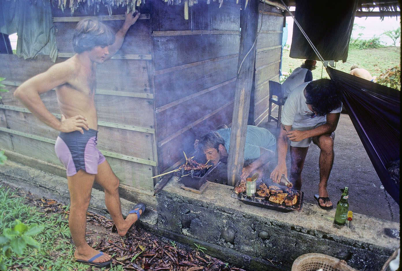 CATALINA, PANAMA. 1981.