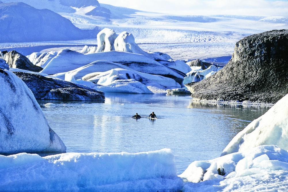 ICELAND. WINGNUT AND DONOVAN FRANKENREITER.