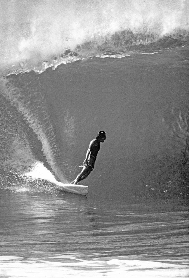 GERRY LOPEZ. PIPELINE .1976.