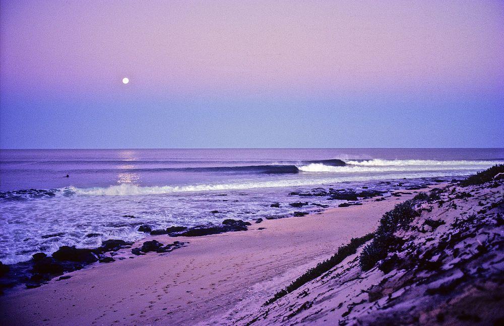 JEFFREY'S BAY, SOUTH AFRICA.