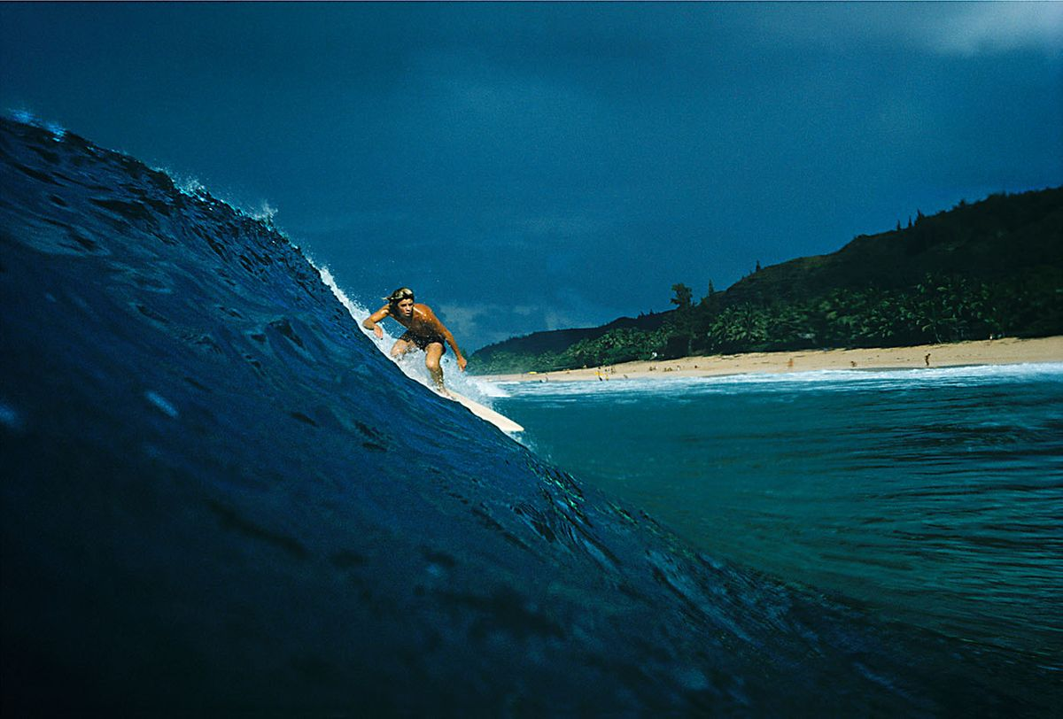 RABBITT , OFF THE WALL, PIPELINE, 1974