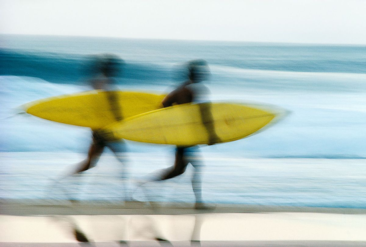 """ BREWER BOARDS "" ROCKY POINT , OAHU, OCTOBER 1974"