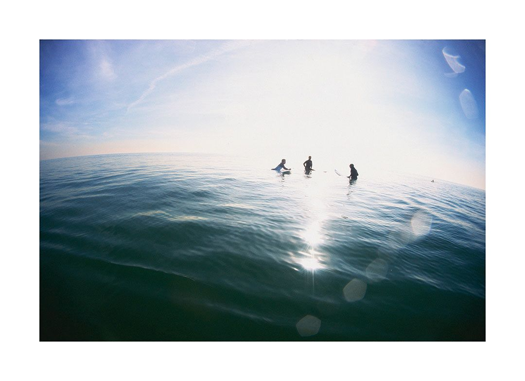 MIDDLES, TRESTLES, CALIFORNIA. 2004
