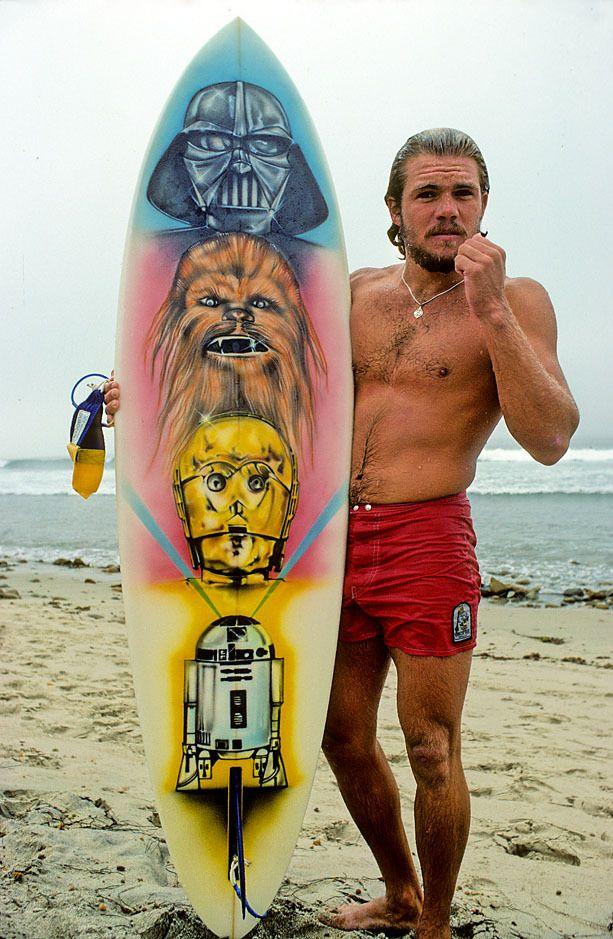 GREG MUNGAL , CARDIFF REEF, CALIFORNIA 1979