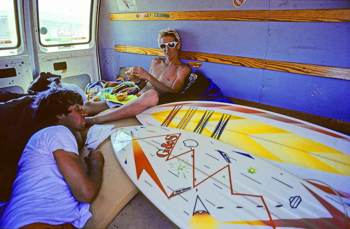 JACK CASSIDY WITH GLASSES, OCEAN BEACH, SAN DIEGO, CALIF. 1981.
