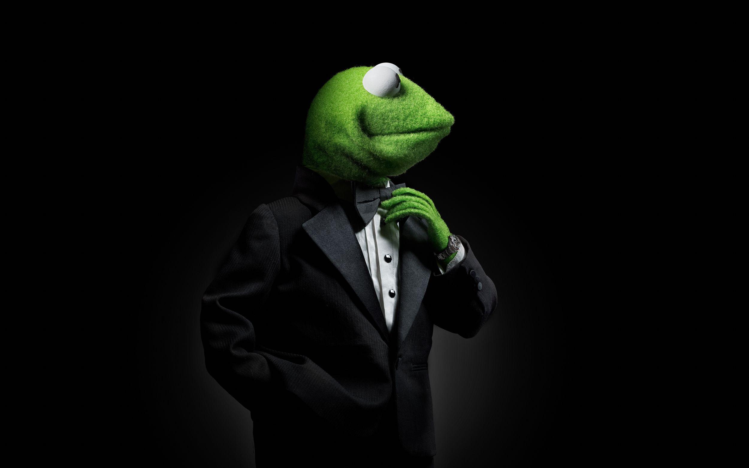 Kermit Tuxedo.JPG