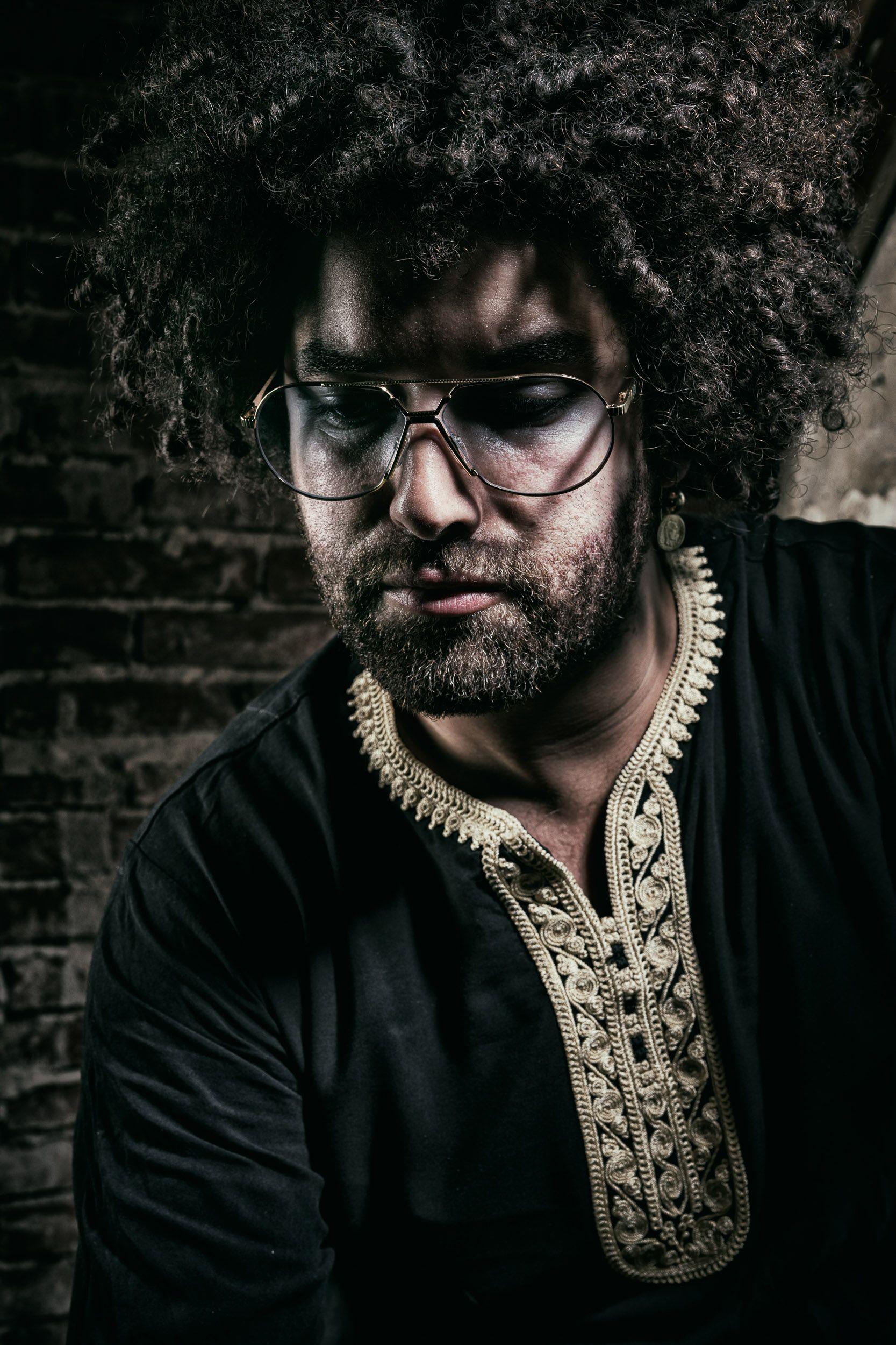 Campagne Cazal Eyewear - Rilan & the Bombardiers - 7