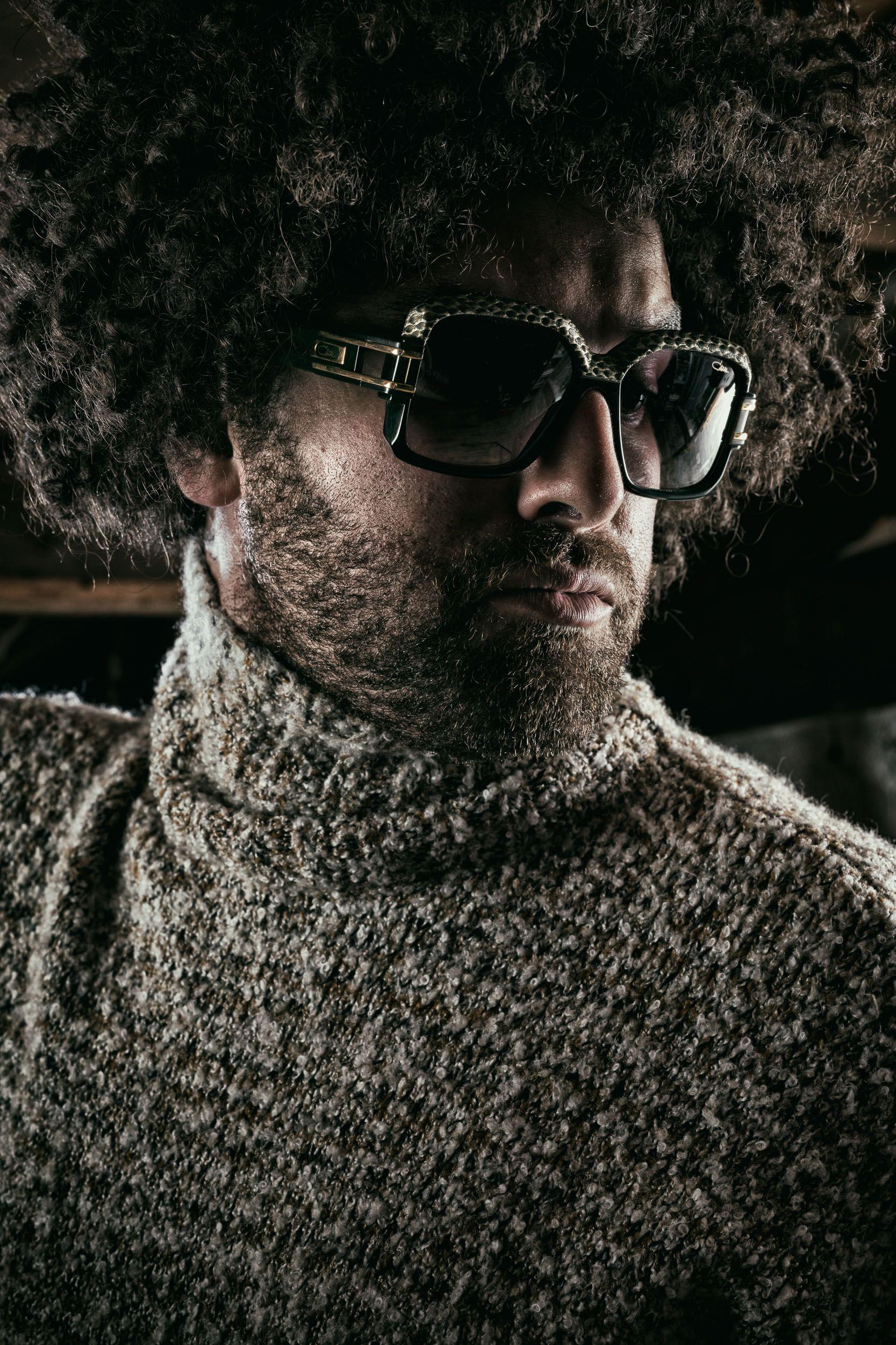 Campagne Cazal Eyewear - Rilan & the Bombardiers - 3