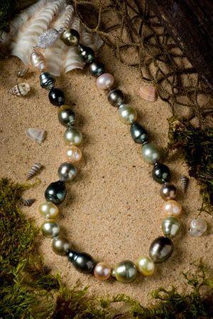 Fresh Water Pearls - Mandarin Gems