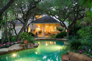 Goldberg Home - San Antonio Magazine