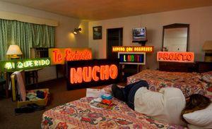 El Montan Motel - Gary Sweeney Neon Art