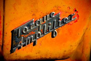 Torque Amplifier - Vintage International Tractor