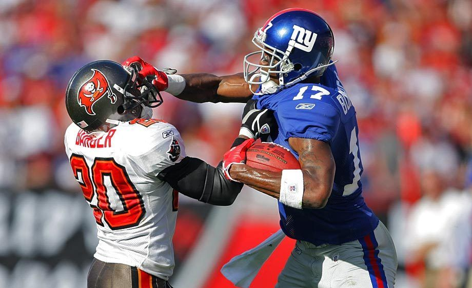 New York Giants Plaxico Burress