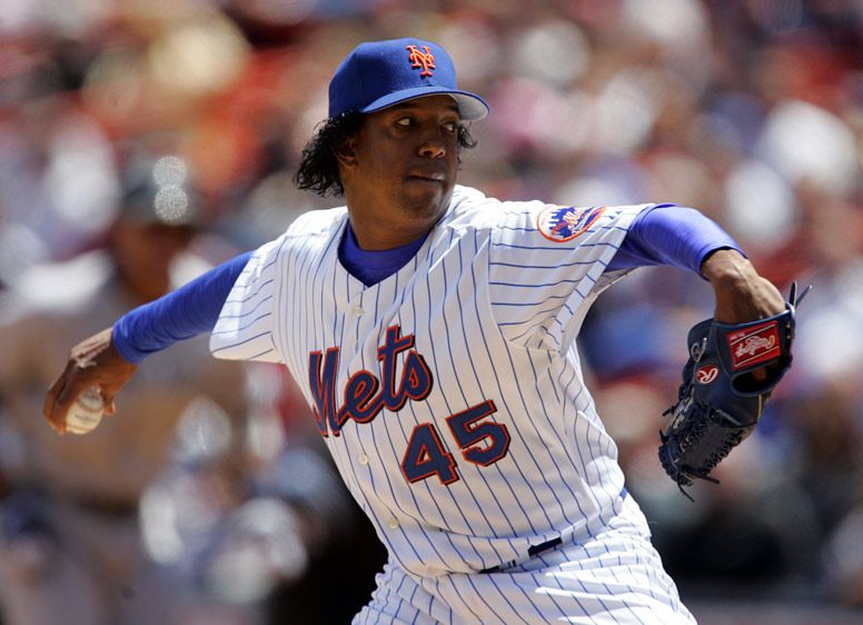 New York Mets Pedro Martinez