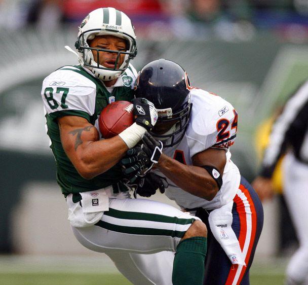 New York Jets Laveranues Coles