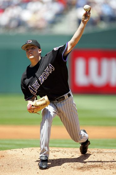 Arizona Diamondbacks Brad Halsey