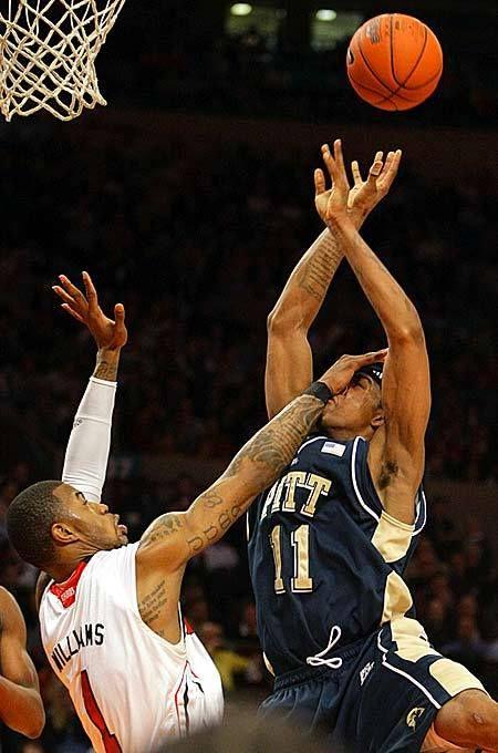 NCAA Basketball: Big East Tourney-Pittsburgh vs Louisville