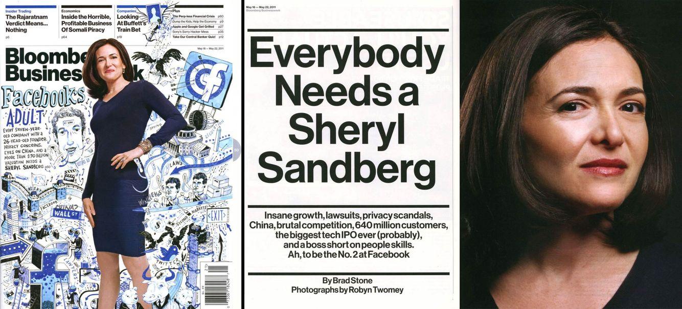 Sheryl Sandberg, Palo Alto, CA