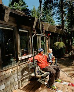 Shane McConkey, Lake Tahoe, CA