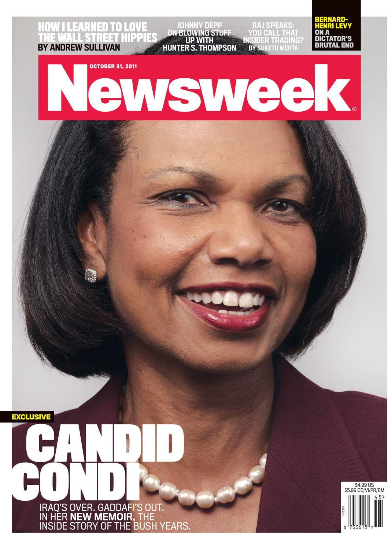Condoleezza Rice, Palo Alto, CA