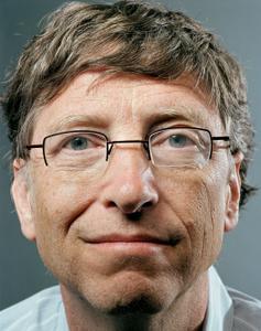 Bill Gates, Redmond, WA