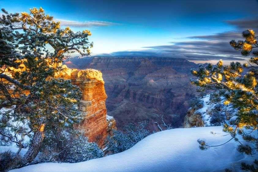 MORAN POINT, SUNRISEGRAND CANYON NATIONAL PARK, ARIZONAIMAGE # 11788