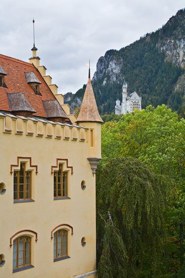 NEUSCHWANSTEIN CASTLESSCHWANGUA, BAVARIA, GERMANYIMAGE # 11632