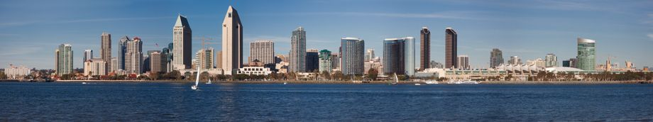 Skyline, San Diego, California