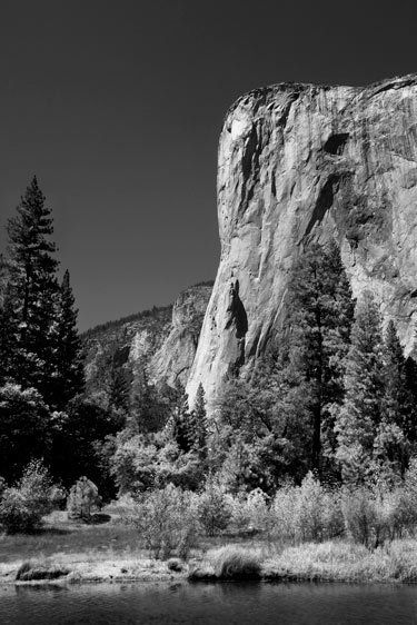 EL CAPITAN, MERCED RIVERYOSEMITE NATIONAL PARK, CALIFORNIAIMAGE # 11846