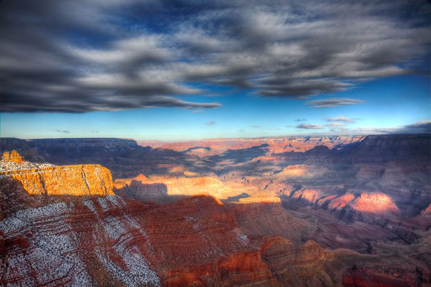 THE CANYON, MORNINGGRAND CANYON NATIONAL PARK, ARIZONAIMAGE # 12030