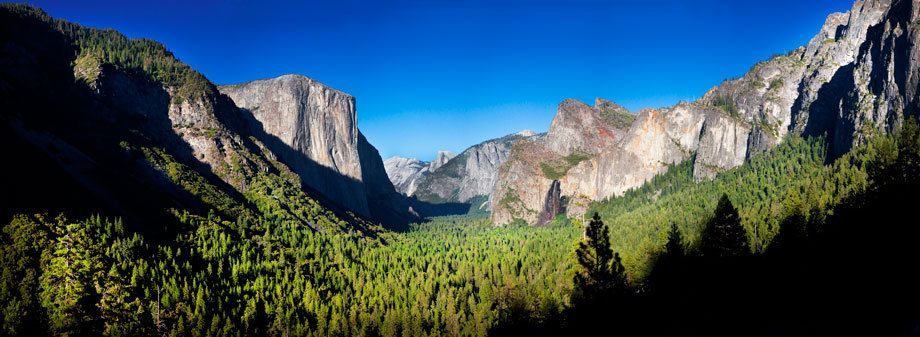 YOSEMITE VALLEY, TNNEL VIEWYOSEMITE NATIONAL PARK, CALIFORNIAIMAGE # 12087