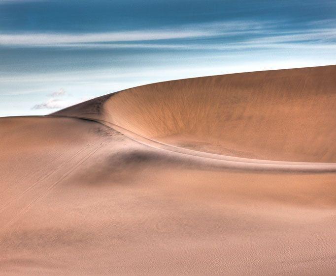 Dunes, Death Valley