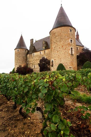 Chateau de Marsannay, France