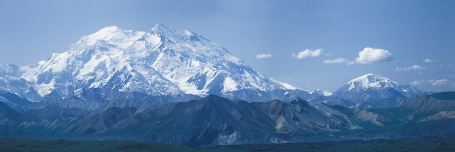 MT. MC KINLEYDENALI NATIONAL PARK, ALASKAIMAGE # 11287