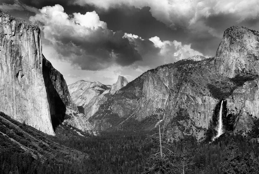 YOSEMITE VALLEYYOSEMITE NATIONAL PARK, CALIFORNIAIMAGE # 11379