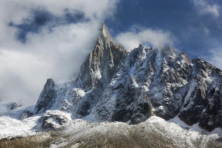 Le Montenvers, Mer de Glace, Chamonix Mont-Blanc, France