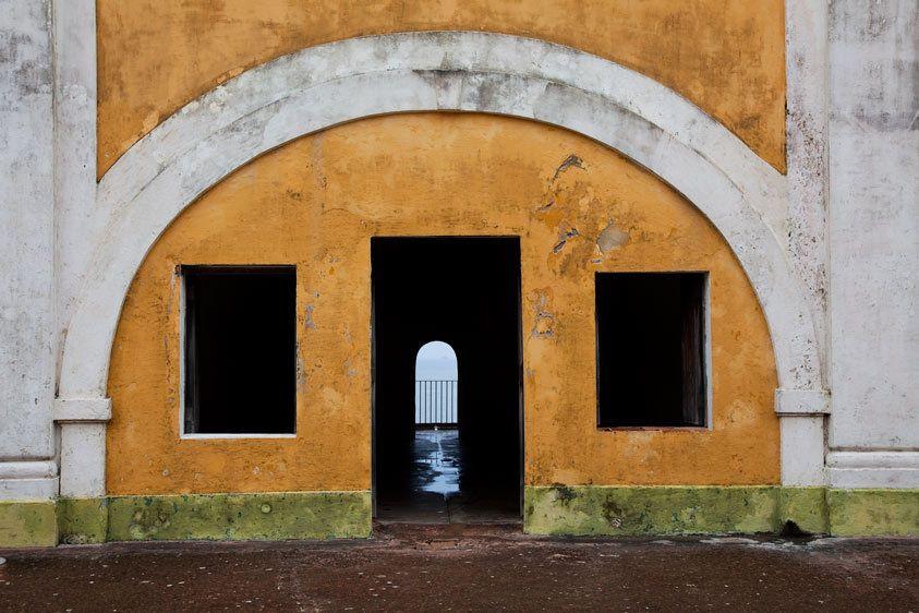 FORT PLAZAEL MORRO, OLD SAN JUAN, PUERTO RICOIMAGE # 12094