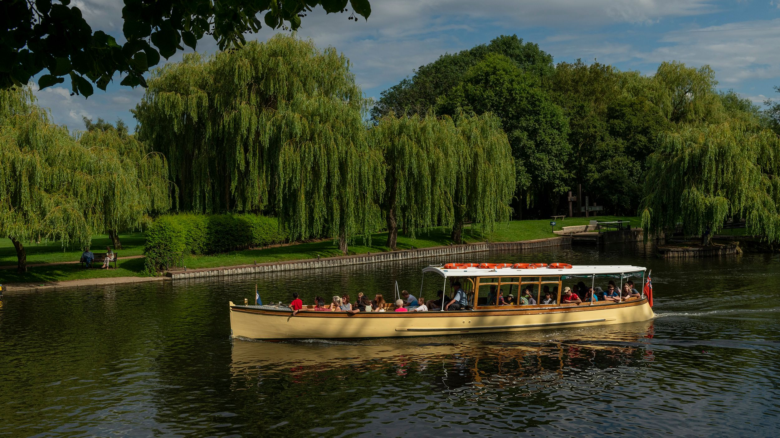 Mayflower - Avon Boats - Stratford upon Avon