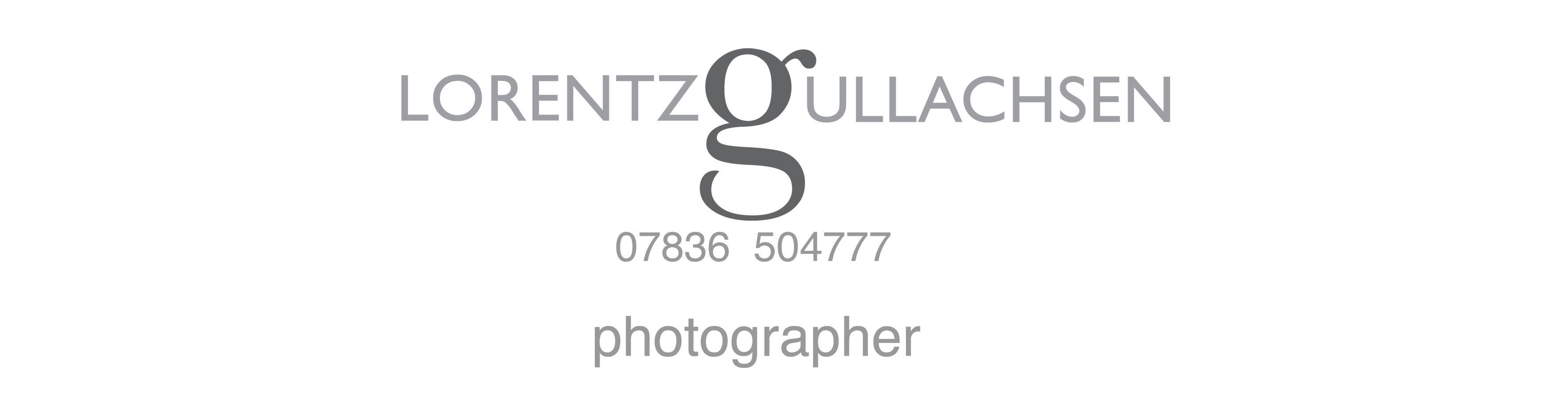 Lorentz Gullachsen Photographer