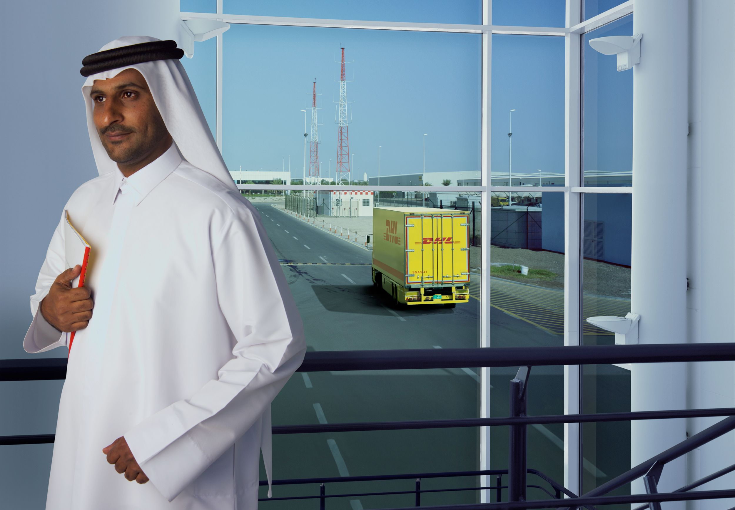 DHL - Africa & Middle East campaign
