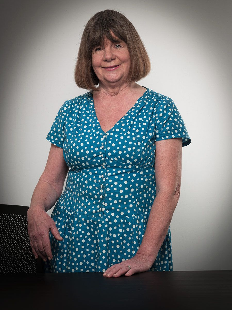 Julia Donaldson MBE