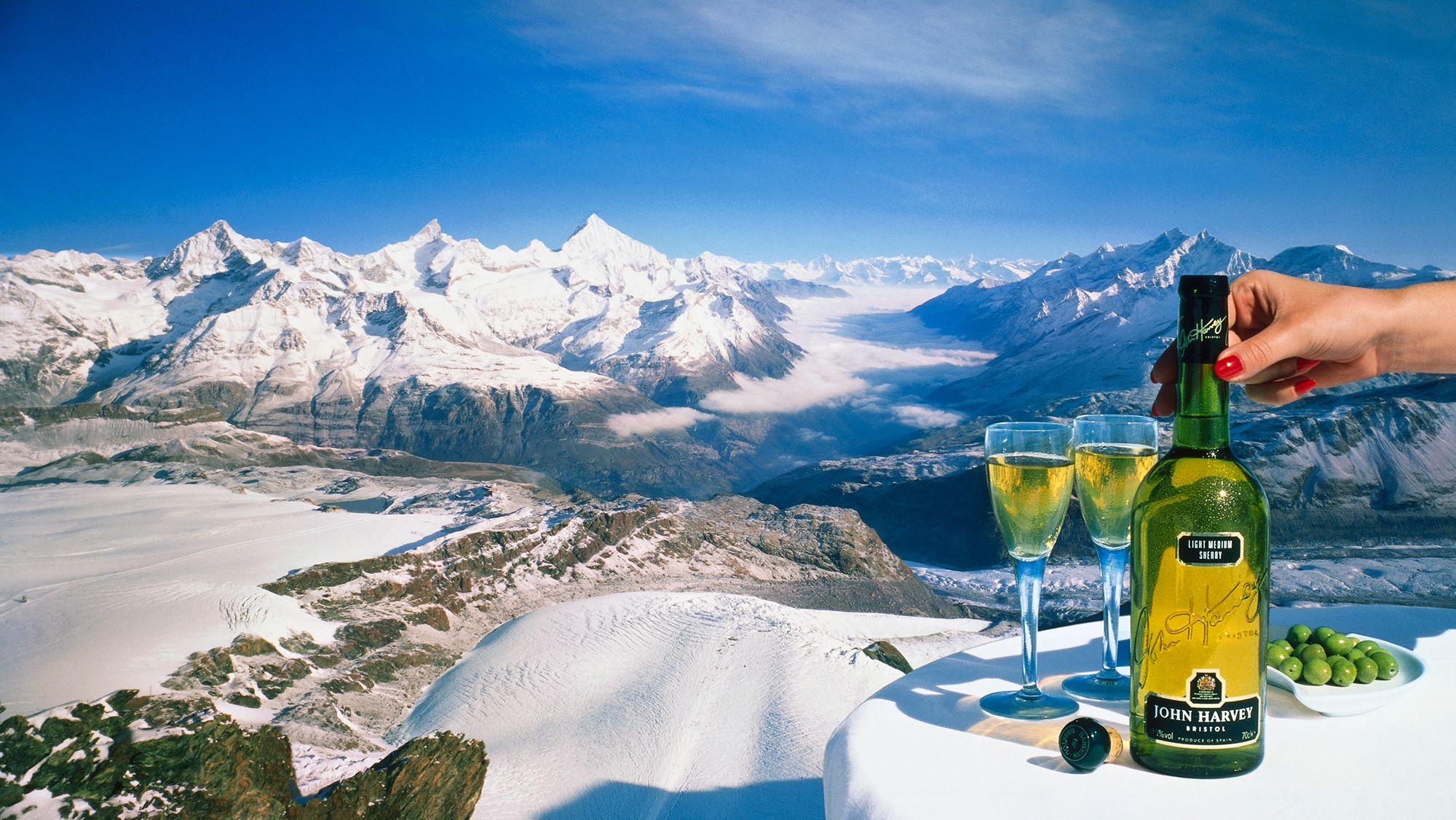 Alpine location photographer