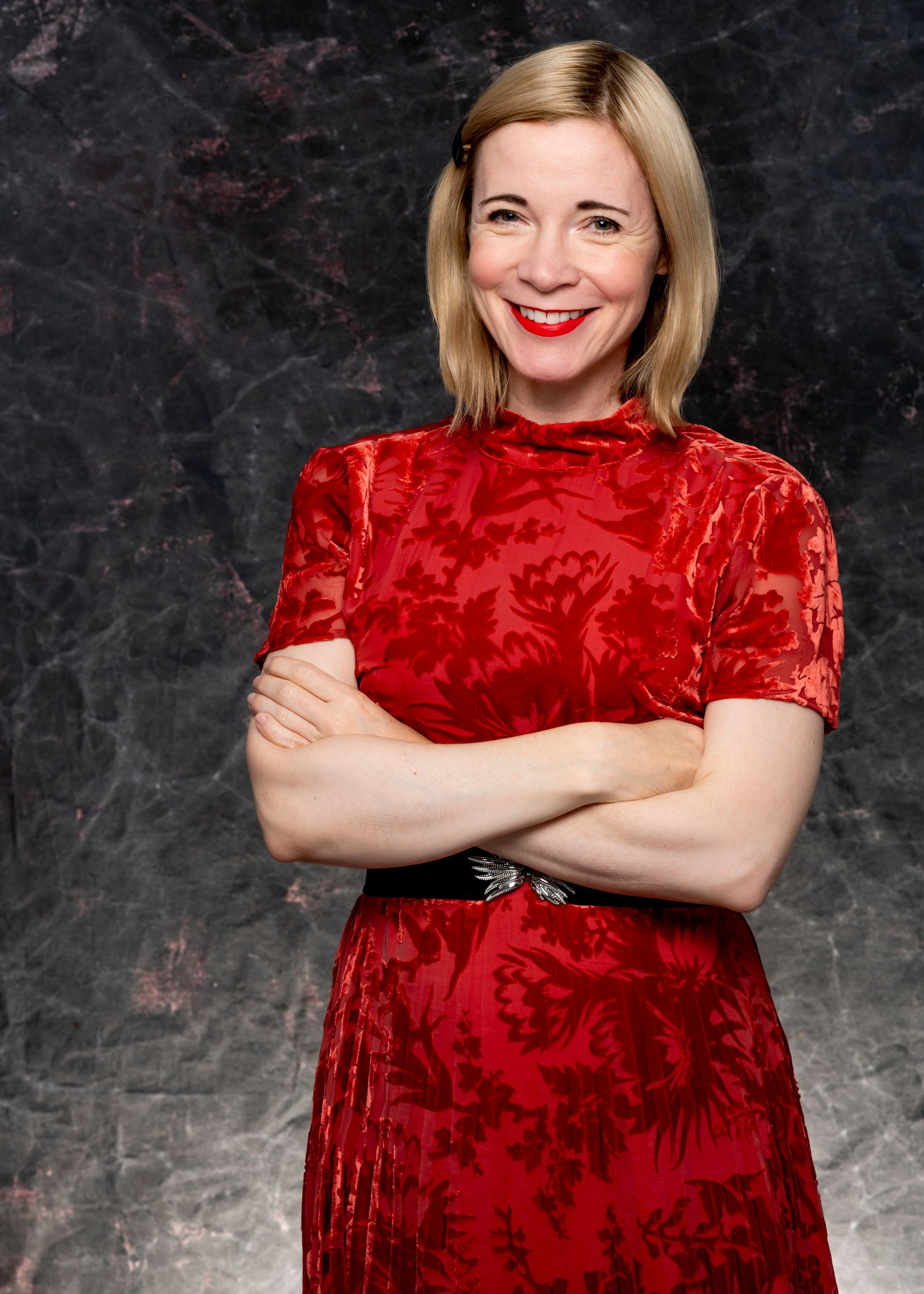 Lucy Worsley OBE