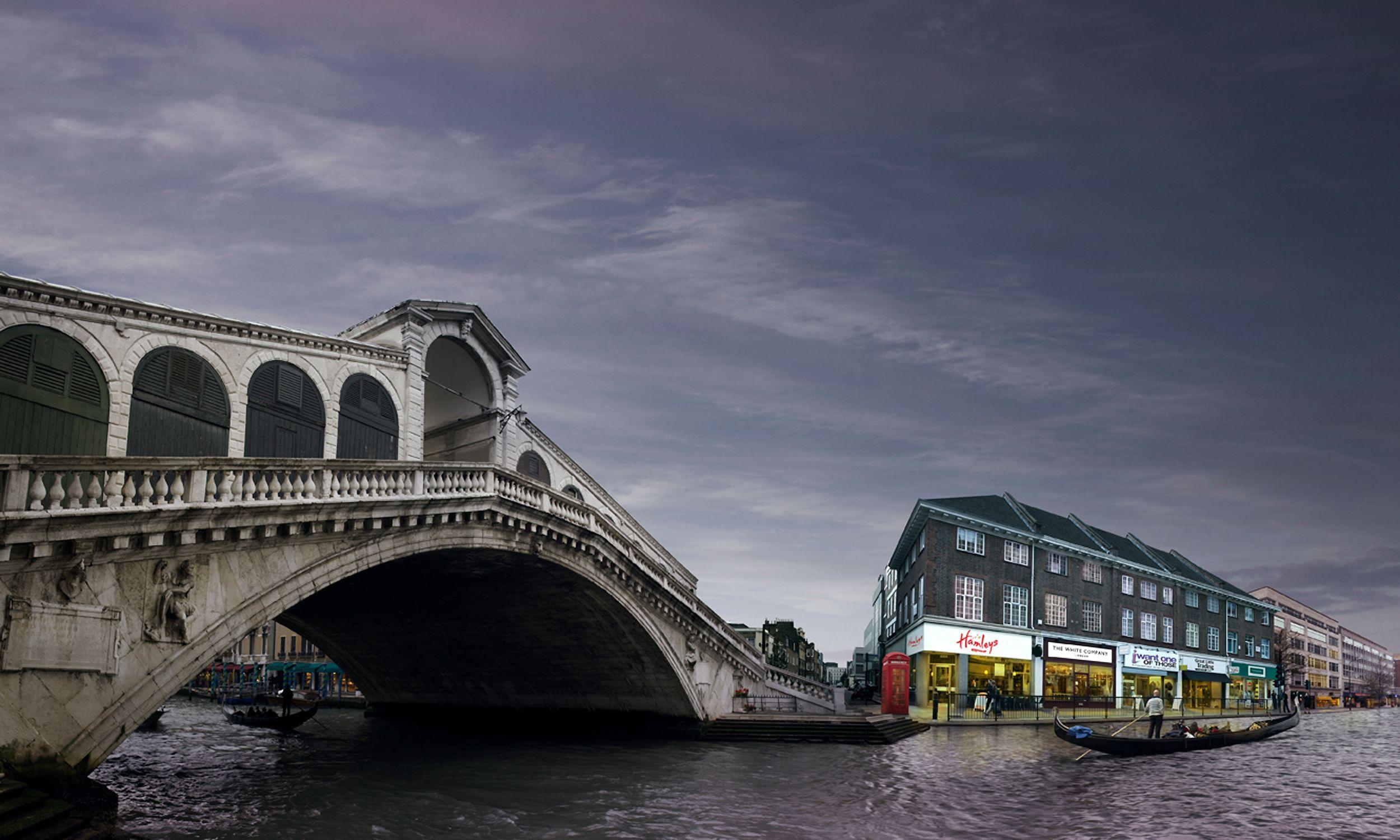 Venice - Airmiles DM campaign